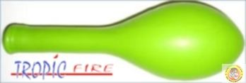 Балони пастел- светло зелено, 25см, 20бр.