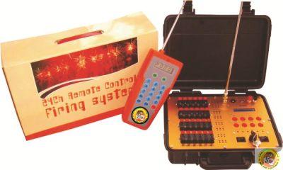 Дистанционна система за запалване на фойерверки с 24 канала