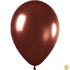 Балони пастел- кафяво, 25см, 100бр.