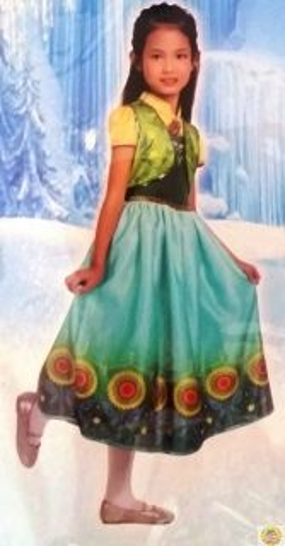 Детски костюм Ана - нов модел -  L размер