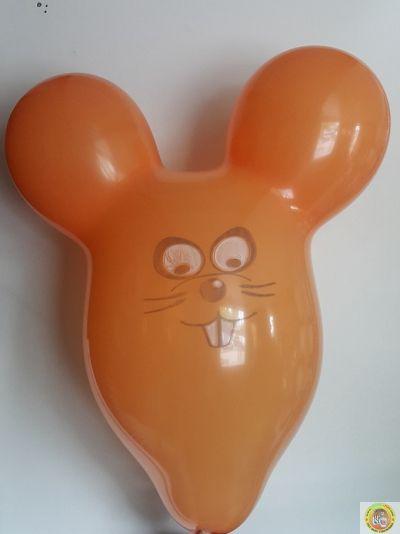 Балони животни- мишка, 50бр.